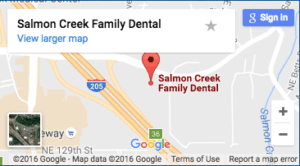 map-of-salmon-creek-family-dental-for-footer